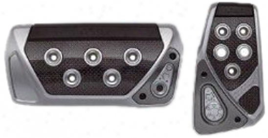 Razo Automatic Carbon Racing Pedal Set