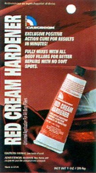 Red Cream Hardener (1 Oz.)