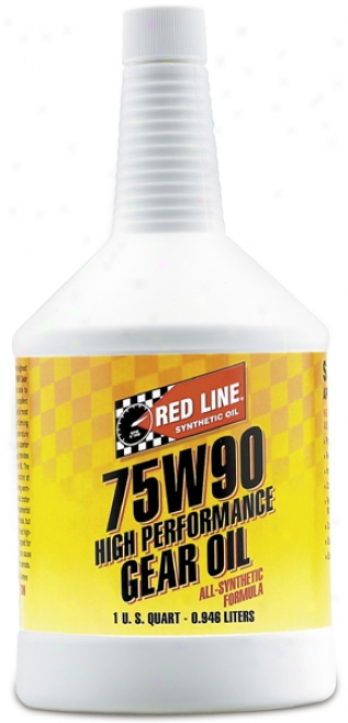 Red Line 75w90 Synthetic Rigging Oil (1 Qt.)