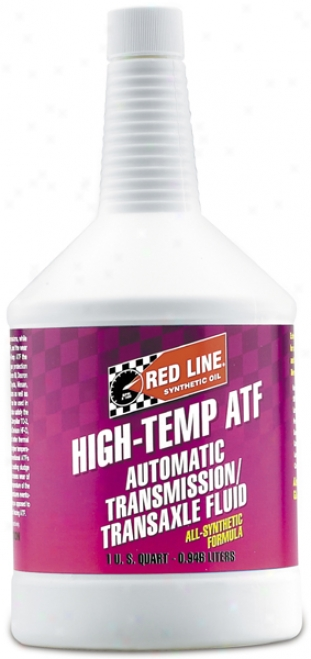 Red Line High-temp Automatic Transmission Liquid and gaseous (1 Qt)