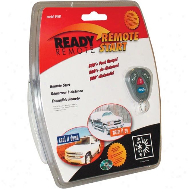 Remote Starter By Ready Remote