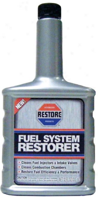 Restore Fuel System Restorer (12 Oz.)