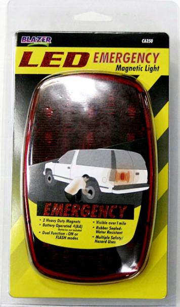 Roadside Emergency Magnetic Led Kindle