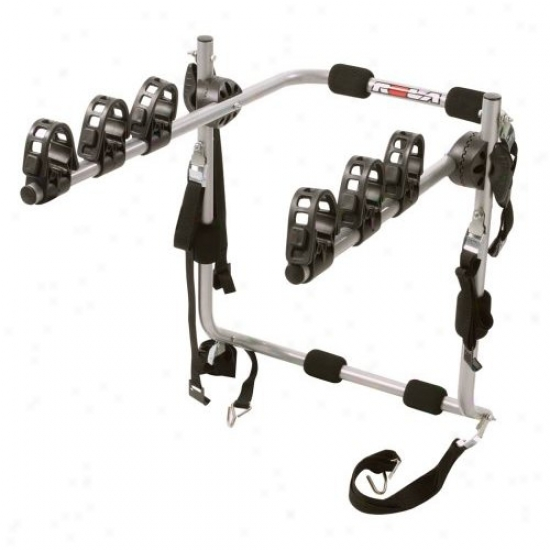 Rola? Trunk Mounted Three(3) Bike Carrier