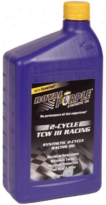 Royal Purple 2-cycle Tcw Iii Motor Oil (1 Qt.)