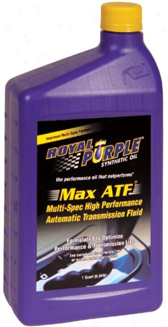 Royal Purple Automtaic Transmission Fluid