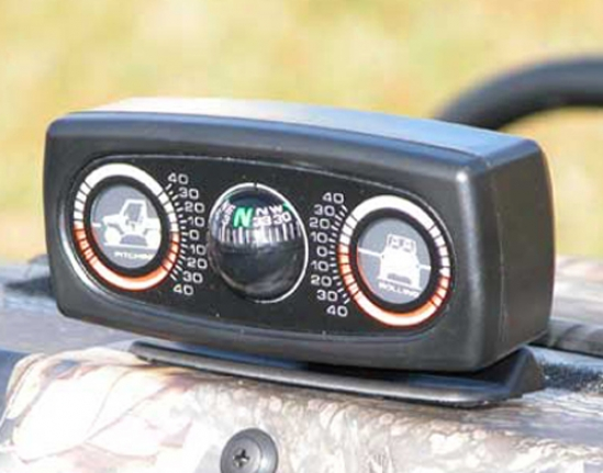 Rugged Ridge? Atv Clinometer With Compass