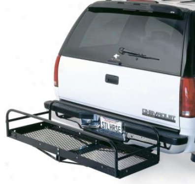 Rugged Ridge? Receiver Rack Side Bar Attachment
