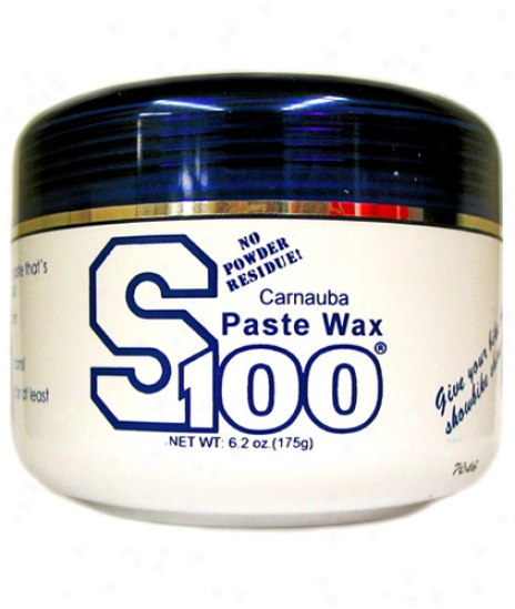 S100 Carnauba Paste Grow