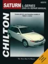 Satur L-series (2000-04) Chilton Manual