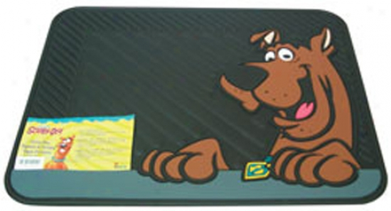 Scooby Doo Utiljty Mat