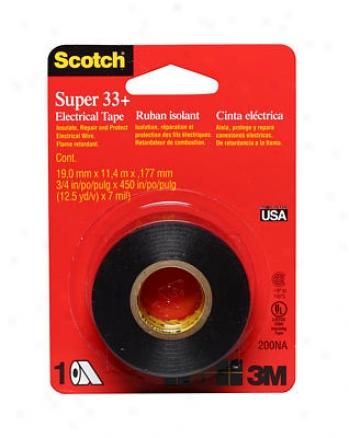 Scotch? Electrical Tape 0.75 In X 450 In