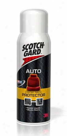 Scotchgard? Auto Care Fabric And Upholstery Protector