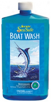 Sea Safee Concentrated Boat Wash (32 Oz.)