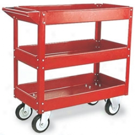 Service Cart (220 Lb. Capacity)