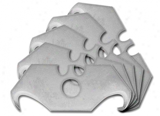Sheffield 5 Piece Hook Utility Blades