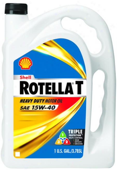 Case Roteila 15w40 Motor Oil (gallon)