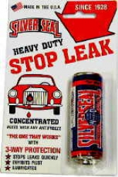 Silver Seal HeavyD uty Radiator Stop Leak (.75 Oz.)