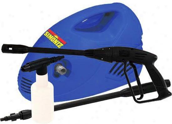 Simoniz 1300 Psi Pressure Washer