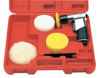 Smart Mlni Breeze Polisher Kit - 3''