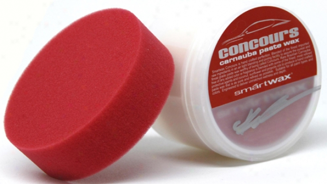 Smartwax? Concours Paste Wax With Froth Applicator