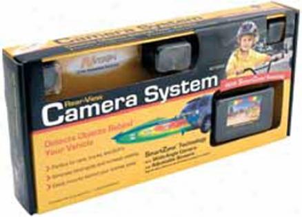 Smartzone? Rear-view Camera And Sensor System