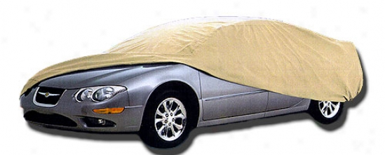 Softbond Car Cover With 3-layer Composite System