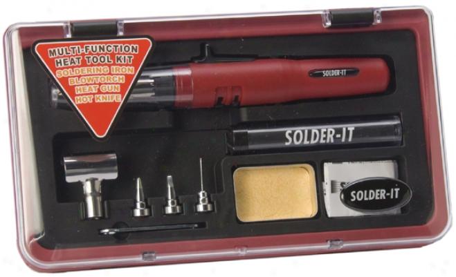 Solder-it Multi-function 4-in-1 Heat Tool Kit