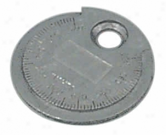 Germ Stopple Gauge And Gapper - Coin-type