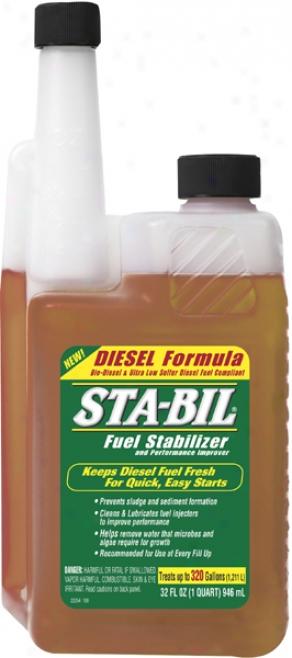 Sta-bil Diesel Fuel Stabilizer (32 Oz.)