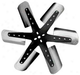 Stainless Steel Clutch Flex Fans