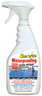Starbrite Fabric aWterproofing Spray (22 Oz.)
