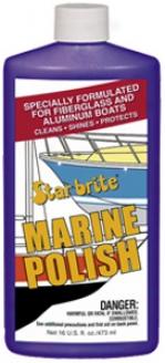 Starbrite Marine Polish Boat Wax (16 Oz.)