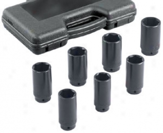 Stinger Axle Nut Socket Set - Fwd