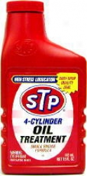 Stp 4 Cylinder Oil Treatment (15 Oz.)