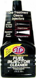 Stp Concentrated Fuel Injector Cleaner (12 Oz.)