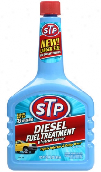 Stp Diese iFuel Treatment And Injector Cleaner