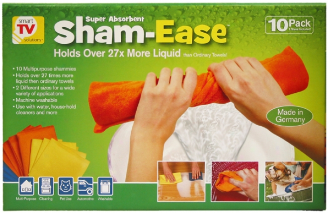 Super Absorbent Sham-eqsse? (10 Pack)