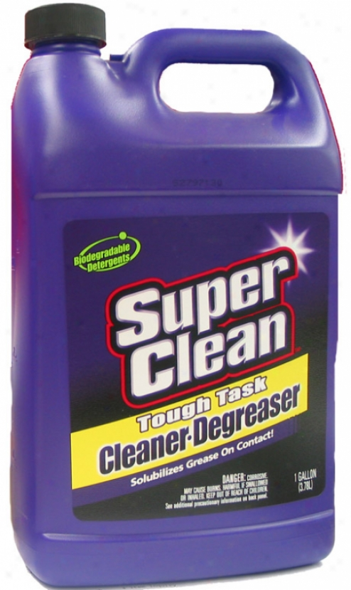 Super Clean Degreaser 1 Gallon