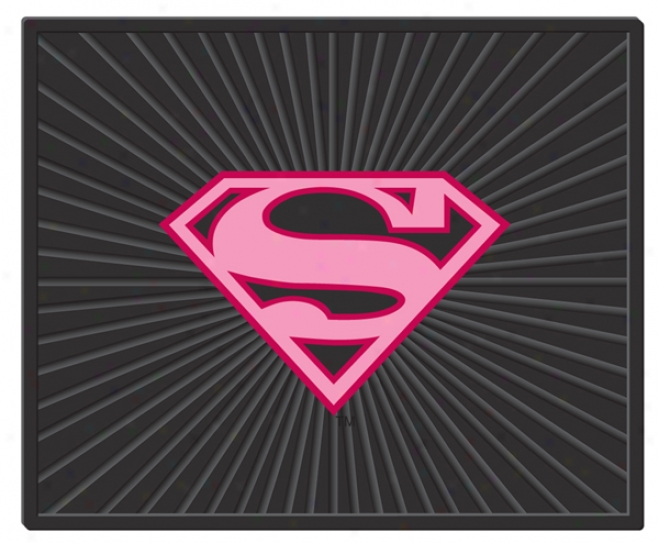 Super Girl Utility Mat