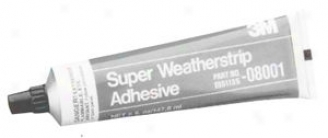 Super Weatherstrip Adhesive - Yellow (5 Oz.)