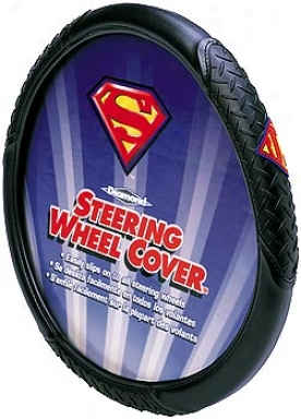 Superman Logo Steering Gyrate Counterbalance