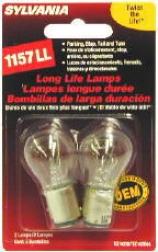 Sylvania Long Life Lamps 1157ll