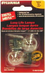 Sylvania Long Life Lamps 3357ll