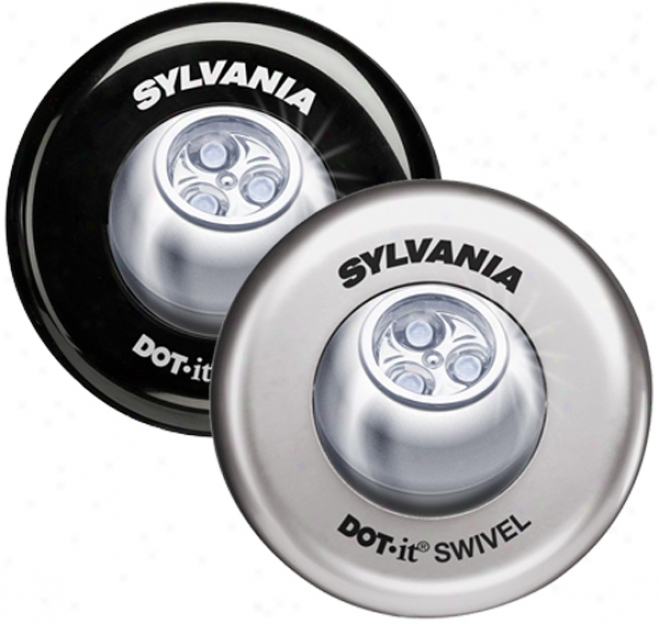 Sylvania Swivel Led Dot-it Light