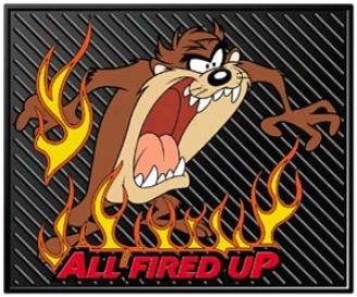 Taz ''all Fired Up'' Utility Mat