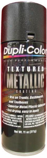 Textured Metallic Coating Spray By Dupli-color