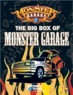 The Big Box Of Monster Gatage Bkxed-set