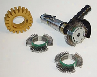 The Stirpper - Umdercoating And Pin-stripe Removal Air Tool