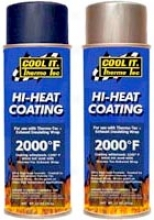 Thermo-tec Hi-heat Coating